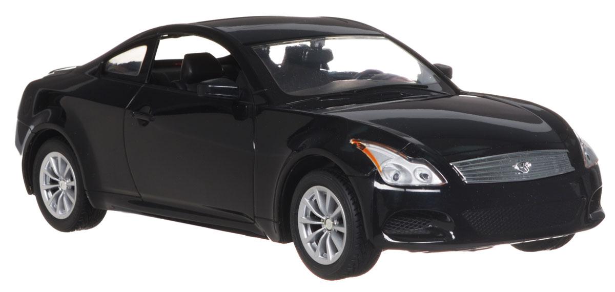 Rastar Радиоуправляемая модель Infinity G37 Coupe цвет черный масштаб 1:14