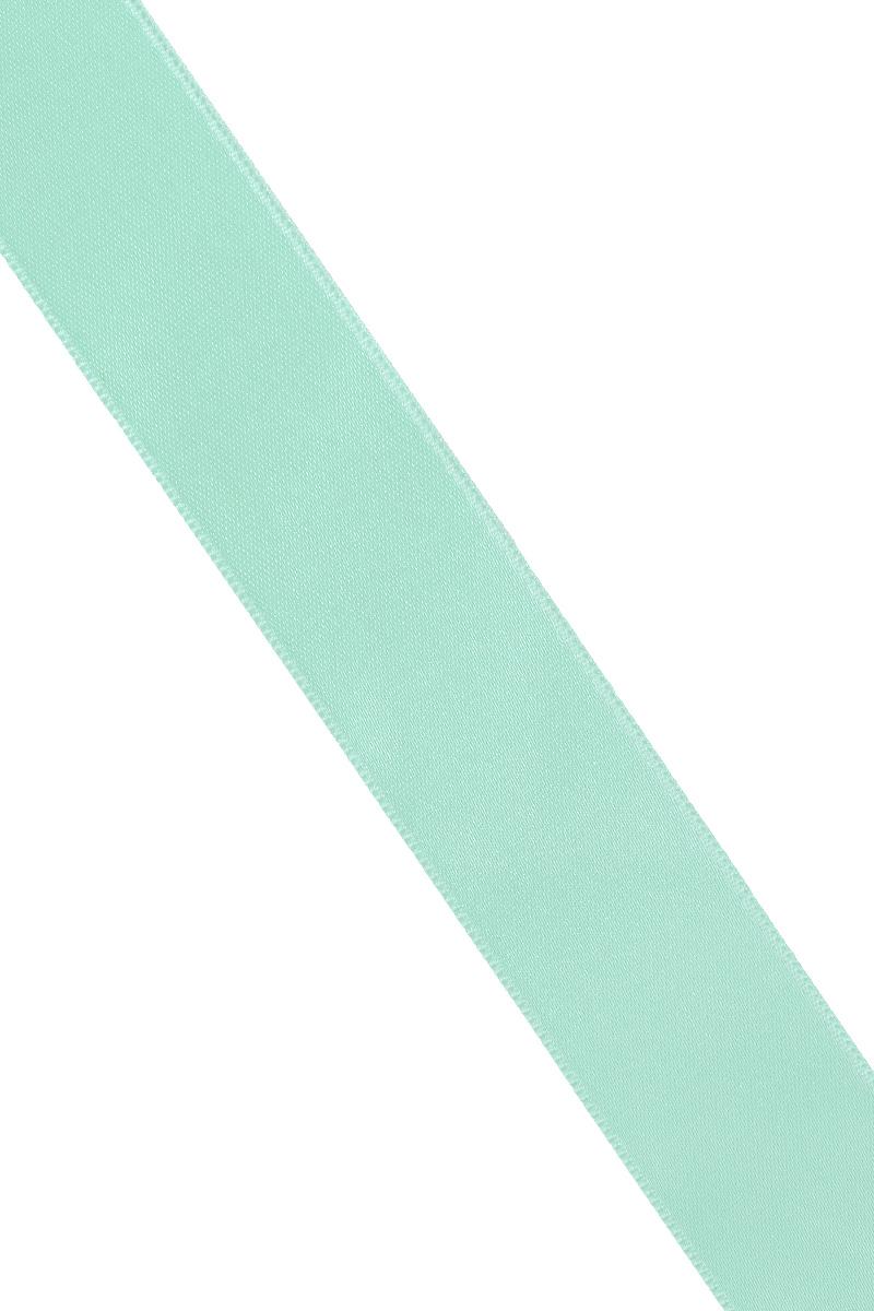 Лента атласная Prym, цвет: мятный, ширина 25 мм, длина 25 м695804_40Атласная лента Prym изготовлена из 100% полиэстера. Область применения атласной ленты весьма широка. Изделие предназначено для оформления цветочных букетов, подарочных коробок, пакетов. Кроме того, она с успехом применяется для художественного оформления витрин, праздничного оформления помещений, изготовления искусственных цветов. Ее также можно использовать для творчества в различных техниках, таких как скрапбукинг, оформление аппликаций, для украшения фотоальбомов, подарков, конвертов, фоторамок, открыток и многого другого. Ширина ленты: 25 мм. Длина ленты: 25 м.