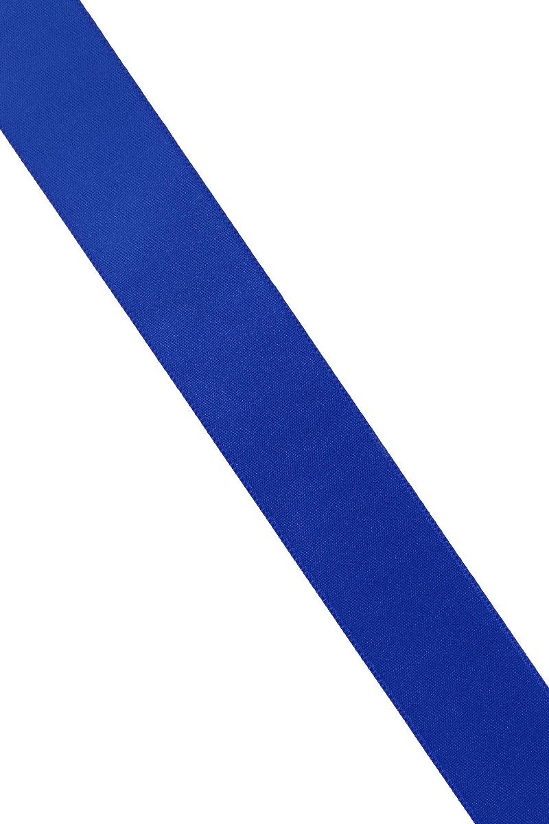 Лента атласная Prym, цвет: ярко-синий, ширина 25 мм, длина 25 м695804_55Атласная лента Prym изготовлена из 100% полиэстера. Область применения атласной ленты весьма широка. Изделие предназначено для оформления цветочных букетов, подарочных коробок, пакетов. Кроме того, она с успехом применяется для художественного оформления витрин, праздничного оформления помещений, изготовления искусственных цветов. Ее также можно использовать для творчества в различных техниках, таких как скрапбукинг, оформление аппликаций, для украшения фотоальбомов, подарков, конвертов, фоторамок, открыток и многого другого. Ширина ленты: 25 мм. Длина ленты: 25 м.