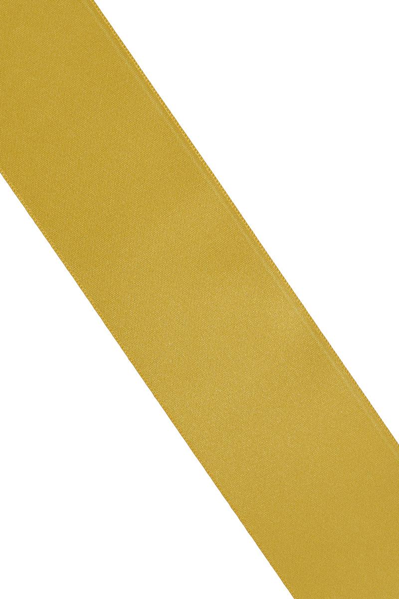 Лента атласная Prym, цвет: светло-коричневый, ширина 50 мм, длина 25 м695807_97Атласная лента Prym изготовлена из 100% полиэстера. Область применения атласной ленты весьма широка. Изделие предназначено для оформления цветочных букетов, подарочных коробок, пакетов. Кроме того, она с успехом применяется для художественного оформления витрин, праздничного оформления помещений, изготовления искусственных цветов. Ее также можно использовать для творчества в различных техниках, таких как скрапбукинг, оформление аппликаций, для украшения фотоальбомов, подарков, конвертов, фоторамок, открыток и многого другого. Ширина ленты: 50 мм. Длина ленты: 25 м.