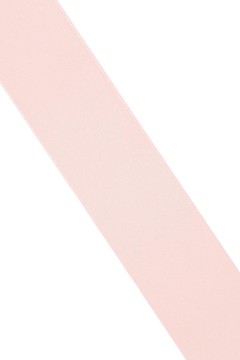 Лента атласная Prym, цвет: светло-розовый, ширина 38 мм, длина 25 м695806_80Атласная лента Prym изготовлена из 100% полиэстера. Область применения атласной ленты весьма широка. Изделие предназначено для оформления цветочных букетов, подарочных коробок, пакетов. Кроме того, она с успехом применяется для художественного оформления витрин, праздничного оформления помещений, изготовления искусственных цветов. Ее также можно использовать для творчества в различных техниках, таких как скрапбукинг, оформление аппликаций, для украшения фотоальбомов, подарков, конвертов, фоторамок, открыток и многого другого. Ширина ленты: 38 мм. Длина ленты: 25 м.