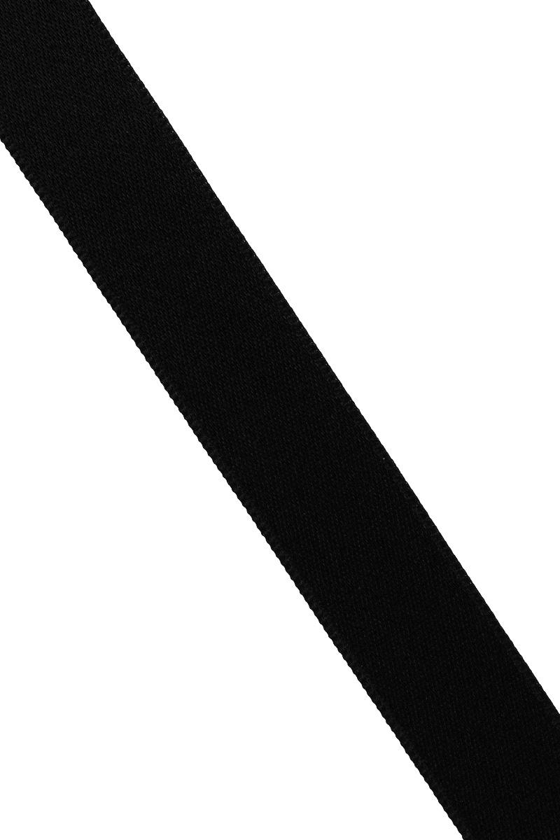 Лента атласная Prym, цвет: черный, ширина 15 мм, длина 25 м695803_0Атласная лента Prym изготовлена из 100% полиэстера. Область применения атласной ленты весьма широка. Изделие предназначено для оформления цветочных букетов, подарочных коробок, пакетов. Кроме того, она с успехом применяется для художественного оформления витрин, праздничного оформления помещений, изготовления искусственных цветов. Ее также можно использовать для творчества в различных техниках, таких как скрапбукинг, оформление аппликаций, для украшения фотоальбомов, подарков, конвертов, фоторамок, открыток и многого другого. Ширина ленты: 15 мм. Длина ленты: 25 м.