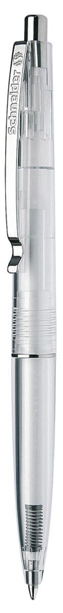 Schneider Ручка шариковая K20 ICY цвет чернил синийS1320-01/0_белыйАвтоматическая шариковая ручка Schneider K20 ICY станет незаменимыми атрибутом учебы или работы. Корпус ручки выполнен из прозрачного пластика. Высококачественные светоустойчивые и водостойкие синие чернила позволяют добиться идеальной плавности письма. Ручка имеет практичный металлический клип для удобной фиксации на бумаге или одежде. Надежная ручка строгого классического дизайна станет верным помощником для студента и офисного работника