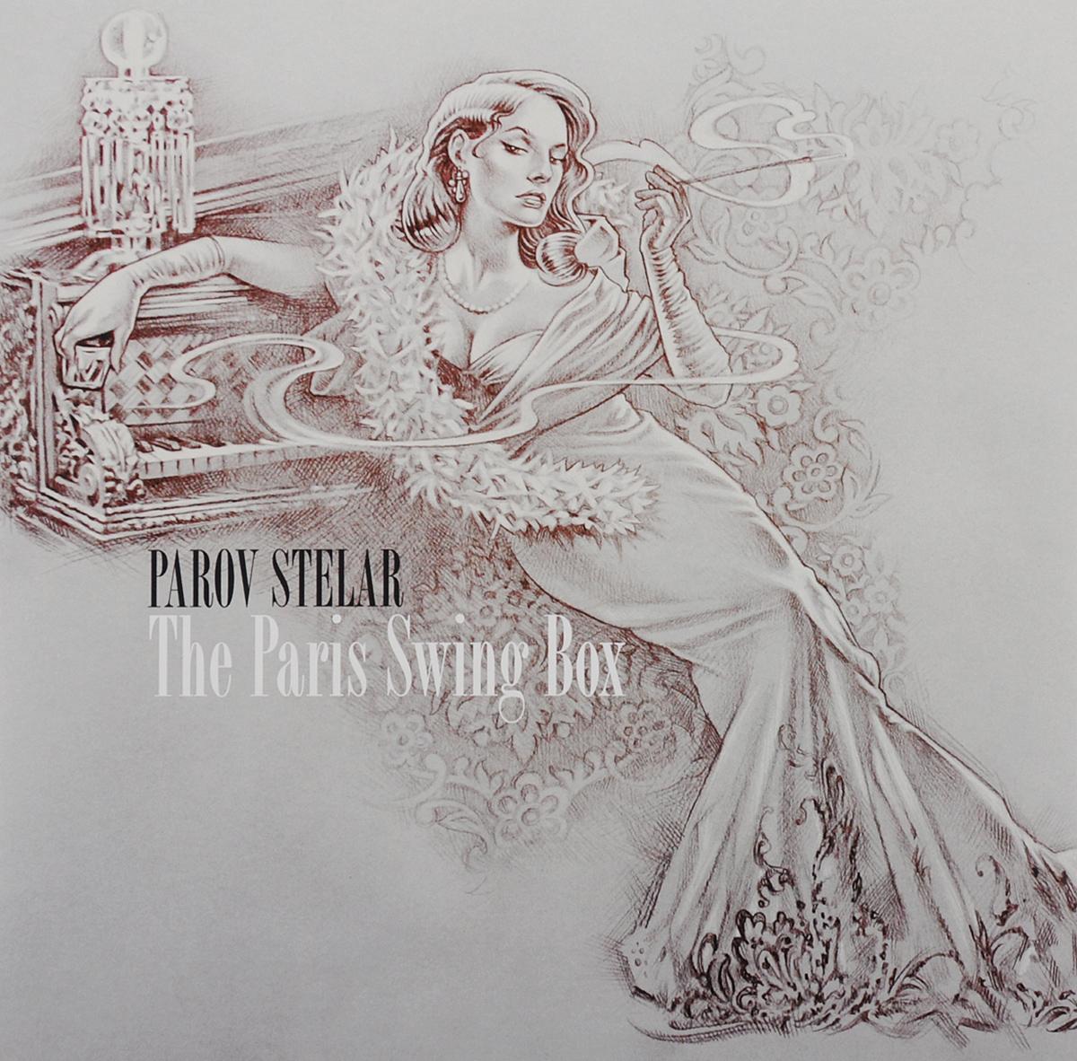 Parov Stelar. The Paris Swing Box (2 LP)