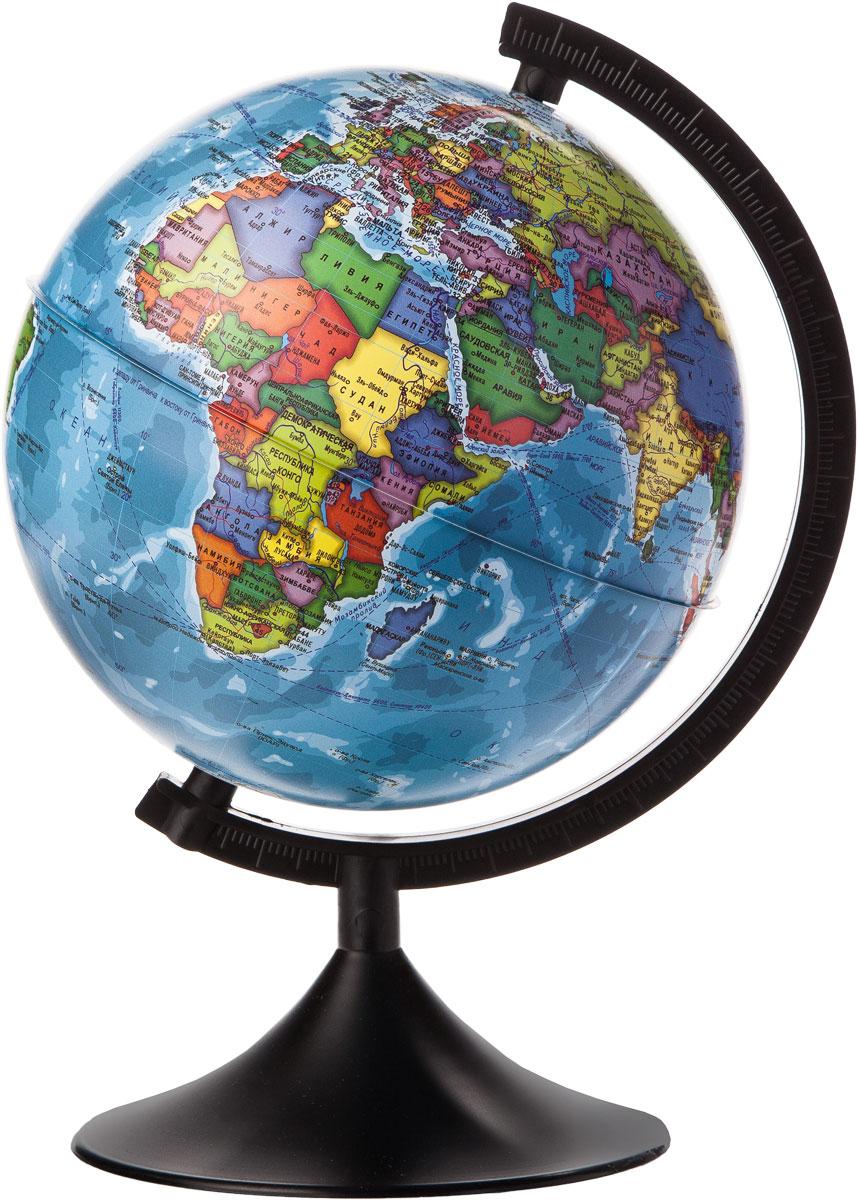 Globen Глобус Земли политический диаметр 210 мм К012100008