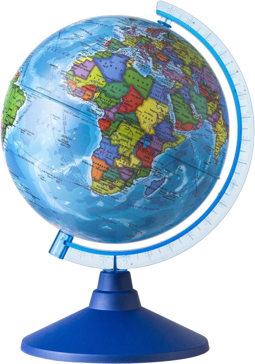 Globen Глобус Земли политический диаметр 210 мм Ке012100177