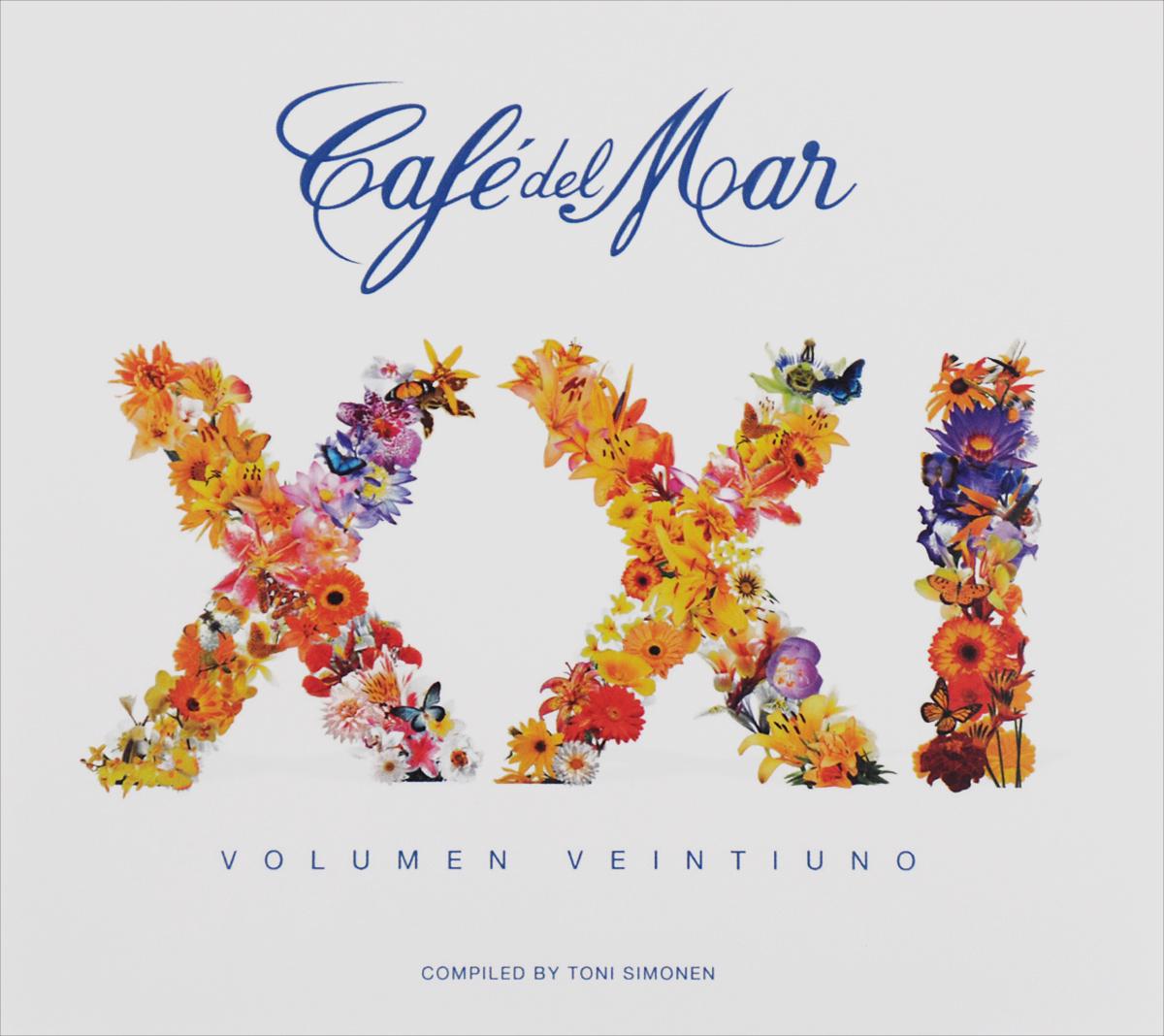 Cafe Del Mar. Volumen Veintiuno (2 CD)