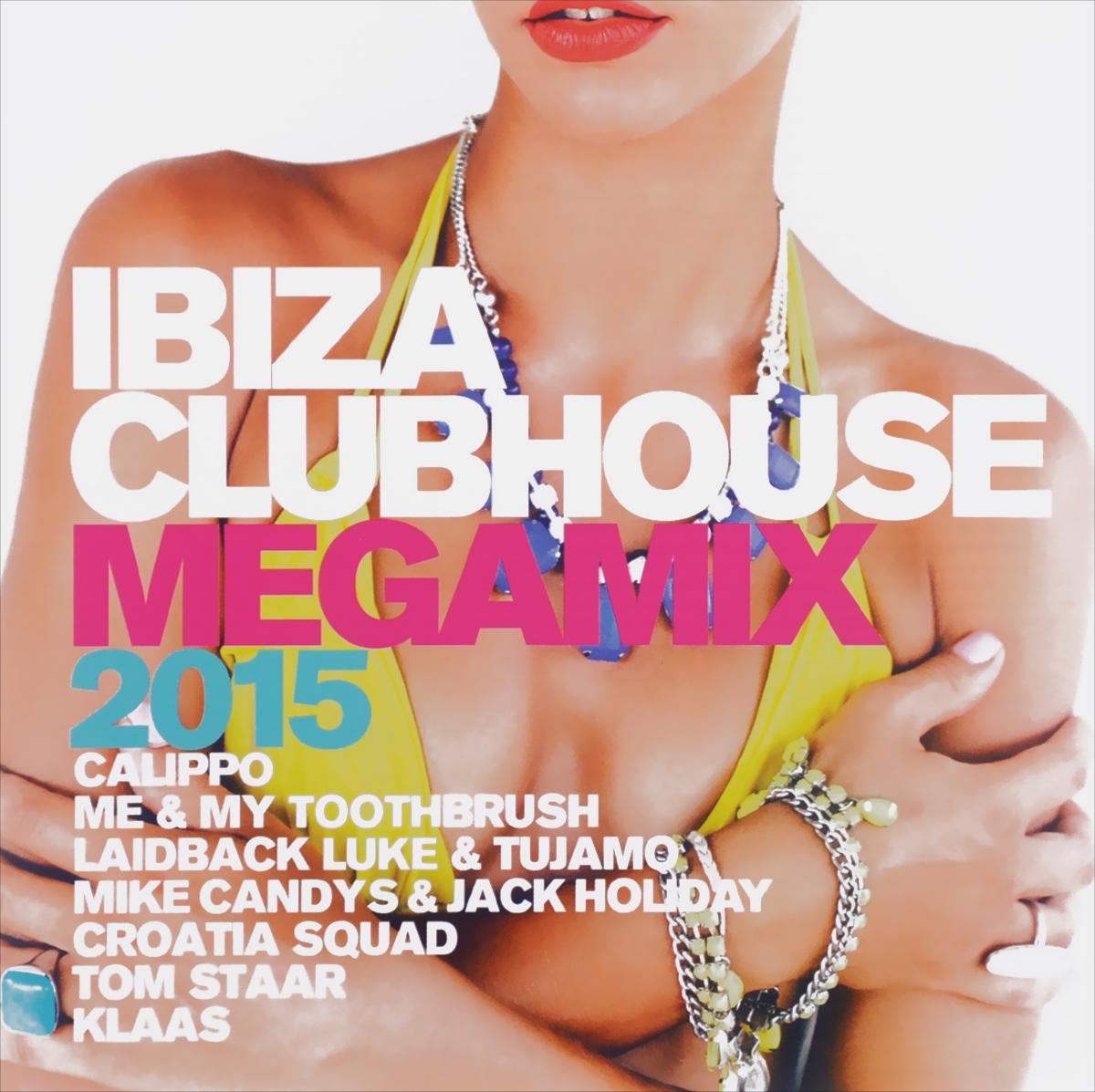 Ibiza Clubhouse Megamix 2015 (2 CD)