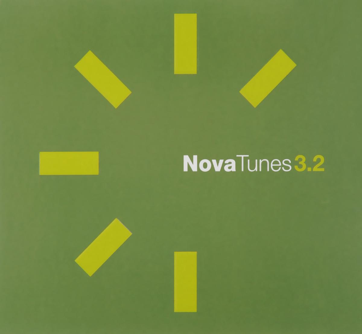 Nova Tunes 3.2 2015 Audio CD