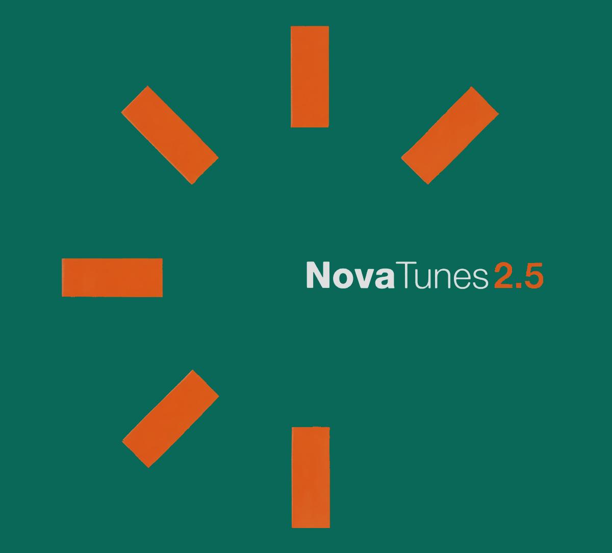 Nova Tunes 2.5 2012 Audio CD