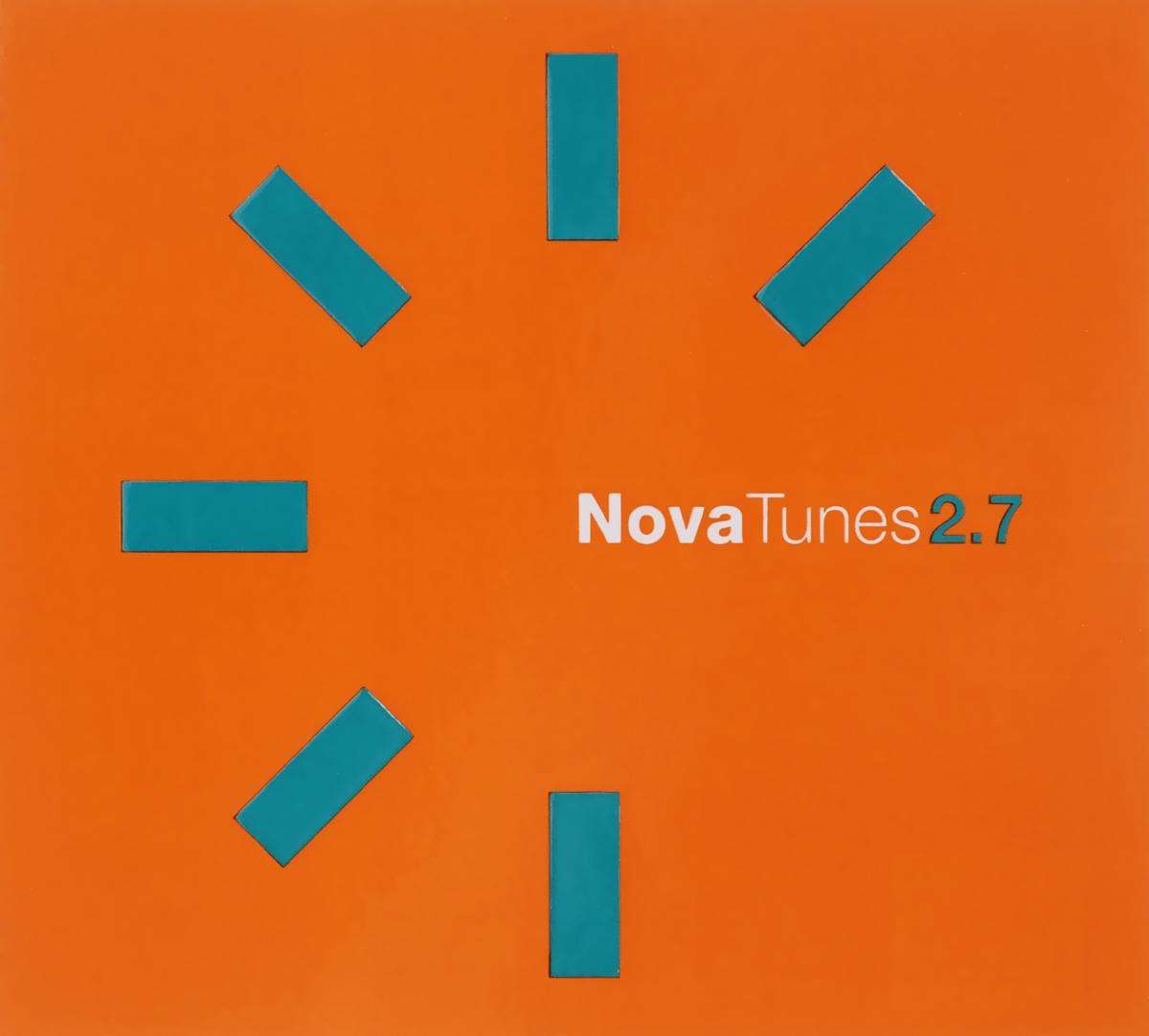 Nova Tunes 2.7 2013 Audio CD