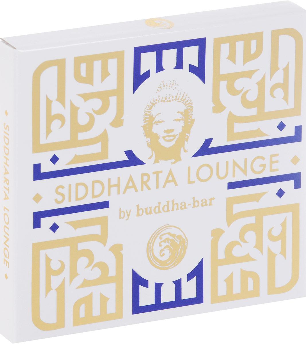 Buddha-Bar. Siddharta Lounge 2015 2 Audio CD