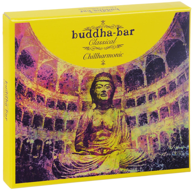 Buddha-Bar. Classical Chillharmonic 2014 Audio CD
