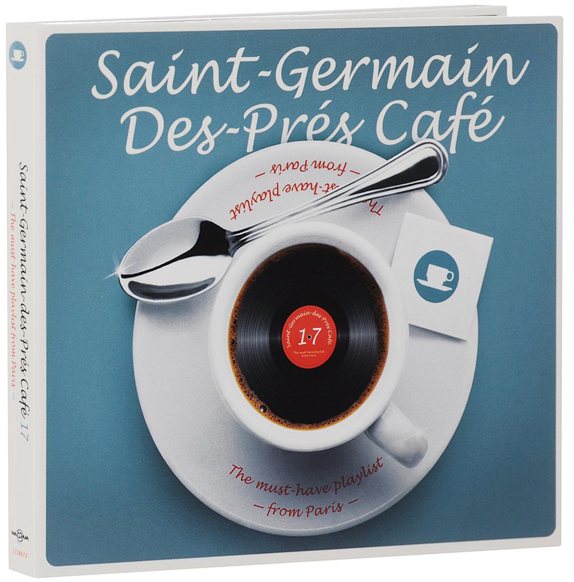 Saint Germain Des Pres Cafe 17 (2 CD)