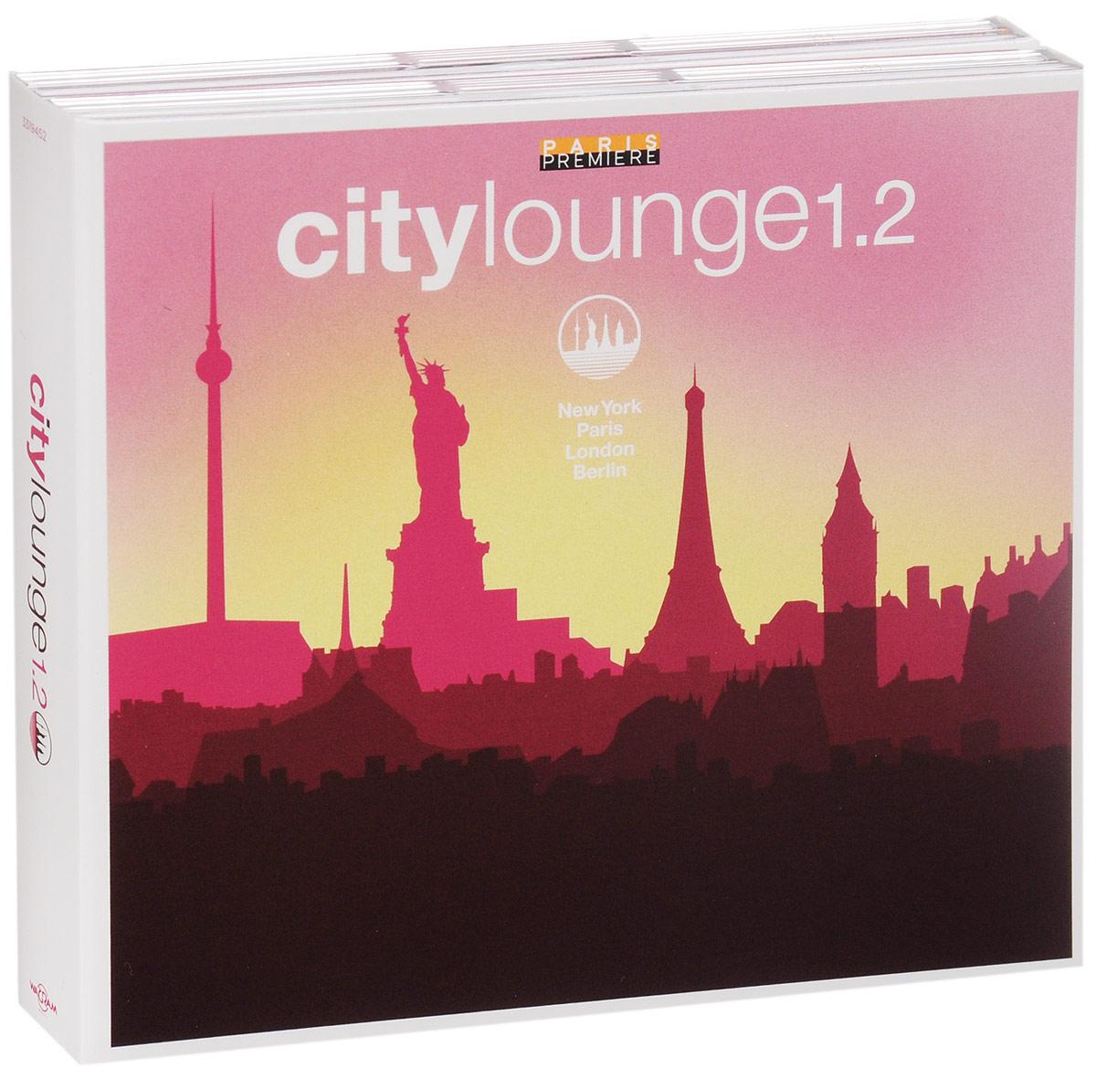 City Lounge 1.2 (4 CD)