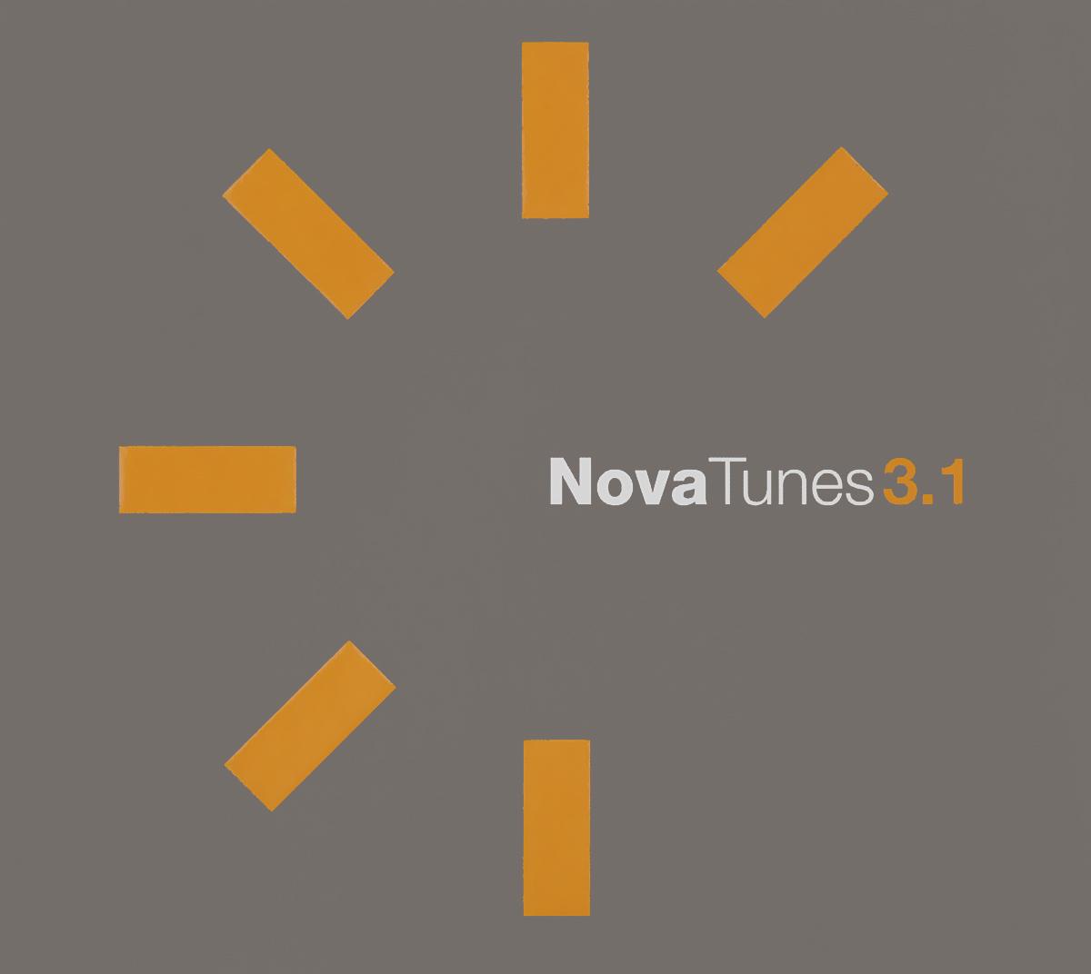 Nova Tunes 3.1 2015 Audio CD