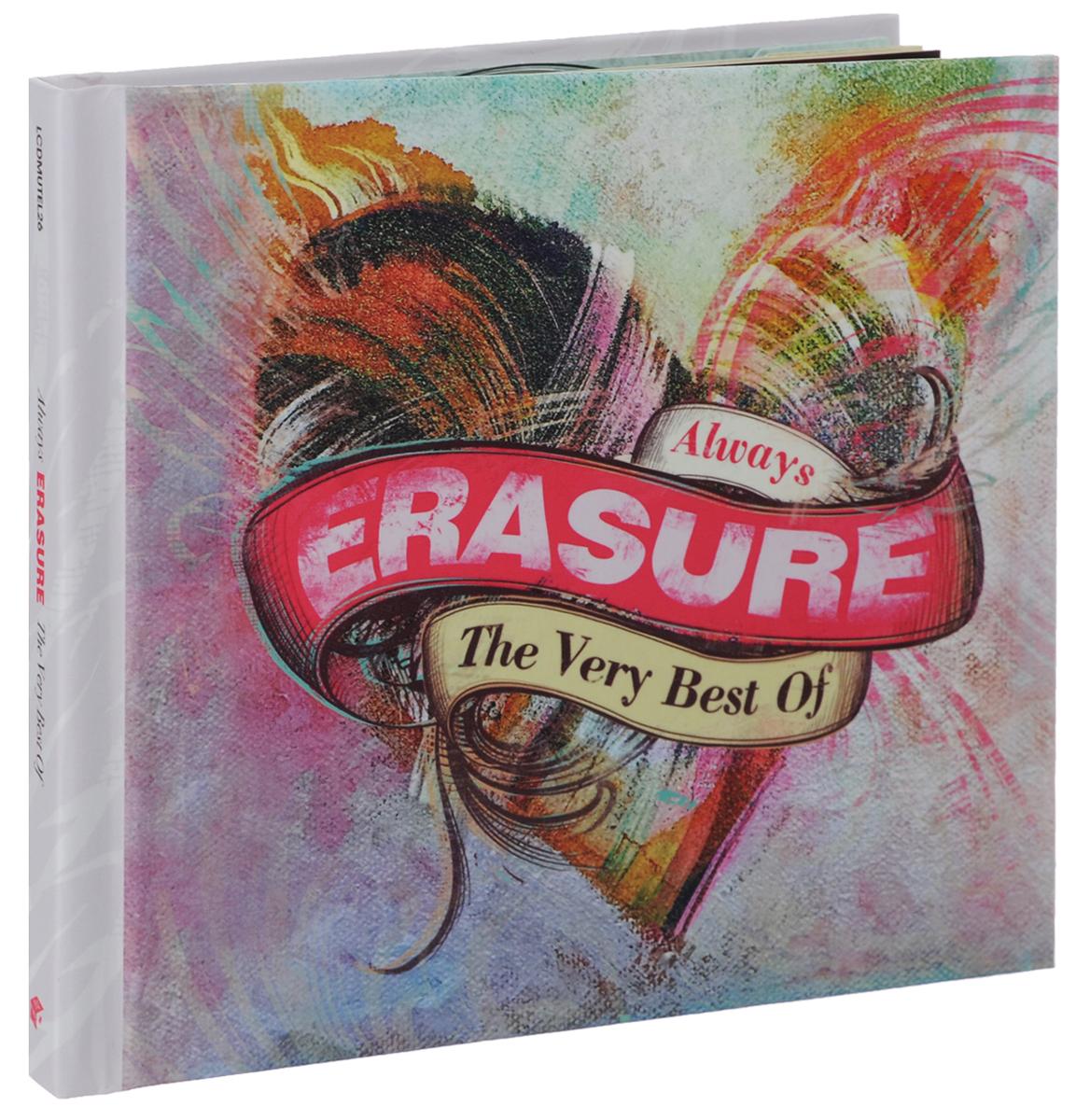 Erasure. Always. Very Best Of. Deluxe (3 CD) 2015 3 Audio CD