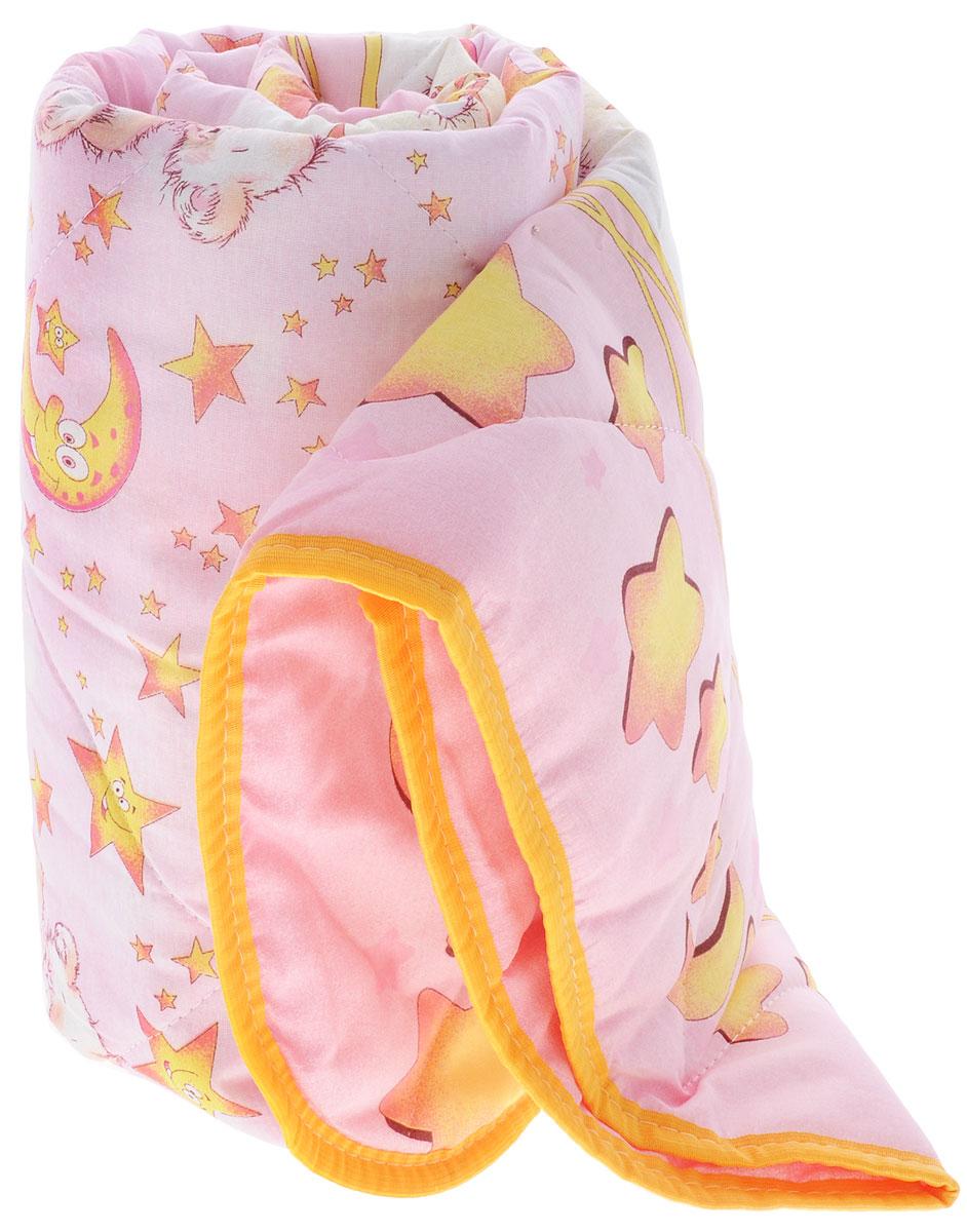 Letto Детское покрывало-одеяло цвет розовый 110 см х 140 смsp16-110Покрывало-одеяло Letto будет радовать вашего малыша в любое время года. Сидеть на таком покрывале будет приятно и комфортно - ведь оно выполнено из 100% хлопка. Наполнитель - силиконизированное волокно. Это полое спиралеобразное волокно. Полая структура позволяет силиконовому волокну хорошо пропускать воздух, испаряя влагу, и задерживать тепло. Вашему ребенку не будет жарко под таким одеялом, а это значит он не будет раскрываться. Одеяло сохраняет свою форму даже при длительной эксплуатации, после многочисленных стирок. Поставляется покрывало-одеяло в сумке-чехле. Изделие подлежит машинной стирке строго на деликатном режиме 30 градусов.