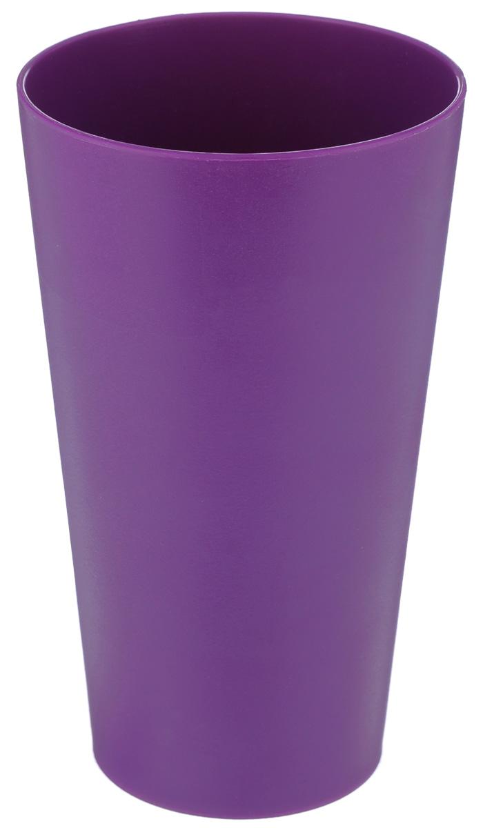 Стакан House & Holder, цвет: фиолетовый, 570 млM-218_фиолетовыйСтакан House & Holder изготовлен из прочного высококачественного полипропилена. Изделие предназначено для воды, сока и других напитков. Стакан сочетает в себе яркий дизайн и функциональность. Благодаря такому стакану пить напитки будет еще вкуснее. Стакан House & Holder можно использовать дома, на даче или на пикнике. Можно использовать в посудомоечной машине и микроволновой печи. Диаметр стакана (по верхнему краю): 9 см. Высота стакана: 15 см. Диаметр основания: 6 см.