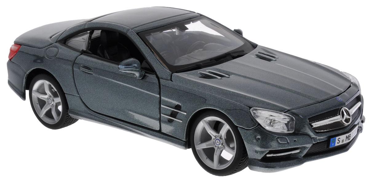 Bburago Модель автомобиля Mercedes-Benz SL 500