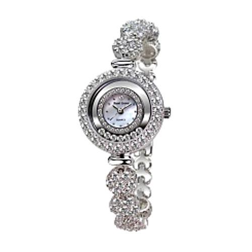 Наручные часы женские Royal Crown, цвет: серебристый. 5308-B21-RDM-55308-B21-RDM-5Royal Crown- воплощение безукоризненного стиля и надежности.Это изысканный итальянский дизайн,высококачественные механизмы.