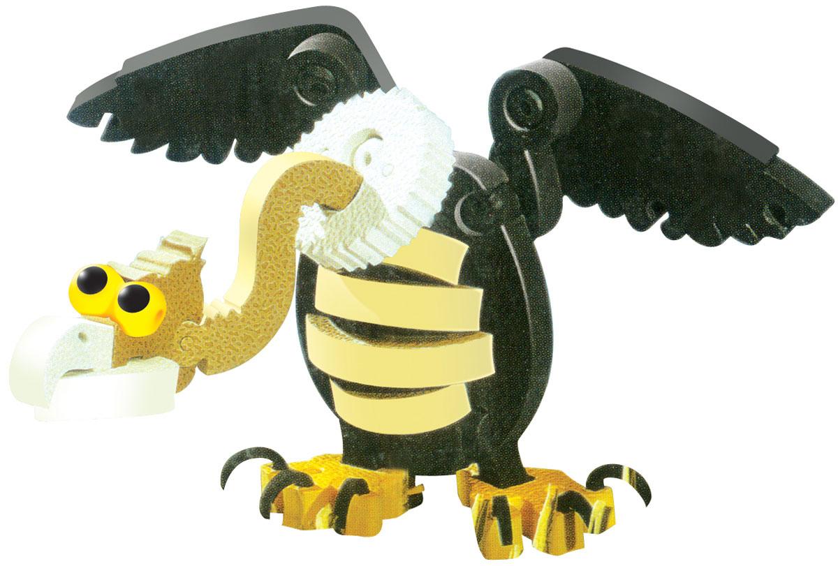 Bebelot 3D мягкий конструктор ПтицыBEB0706-017Мягкий конструктор Bebelot Птицы привлечет внимание вашего ребенка и не позволит ему скучать. Конструктор состоит из 280 деталей, из которых ребенок сможет собрать 19 видов птиц. Разноцветные детали с легкостью надежно крепятся друг к другу за счет специальных крепежей и выступов. Размер составных элементов конструктора очень удобен для того, чтобы ребенку было комфортно в него играть. Собирая конструктор, ребенок разовьет внимание, воображение, мелкую моторику рук, пространственное и логическое мышление, а собранная своими руками игрушка будет для него гораздо дороже, чем готовая - ведь он вложил в нее свой драгоценный труд.