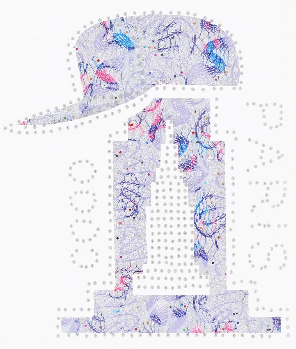 Термоаппликация Hobby&Pro Paris, цвет: розовый, фиолетовый, сиреневый, 16 х 14 см7713571_3 фиолетовыйКлеевая термоаппликация Hobby&Pro Paris изготовлена из текстиля. Изделие оформлено сверкающими стразами. Термоаппликация с обратной стороны оснащена клеевым слоем, благодаря которому при помощи утюга вы сможете быстро и легко закрепить изделие на ткани. С такой термоаппликацией любая вещь станет особенной.