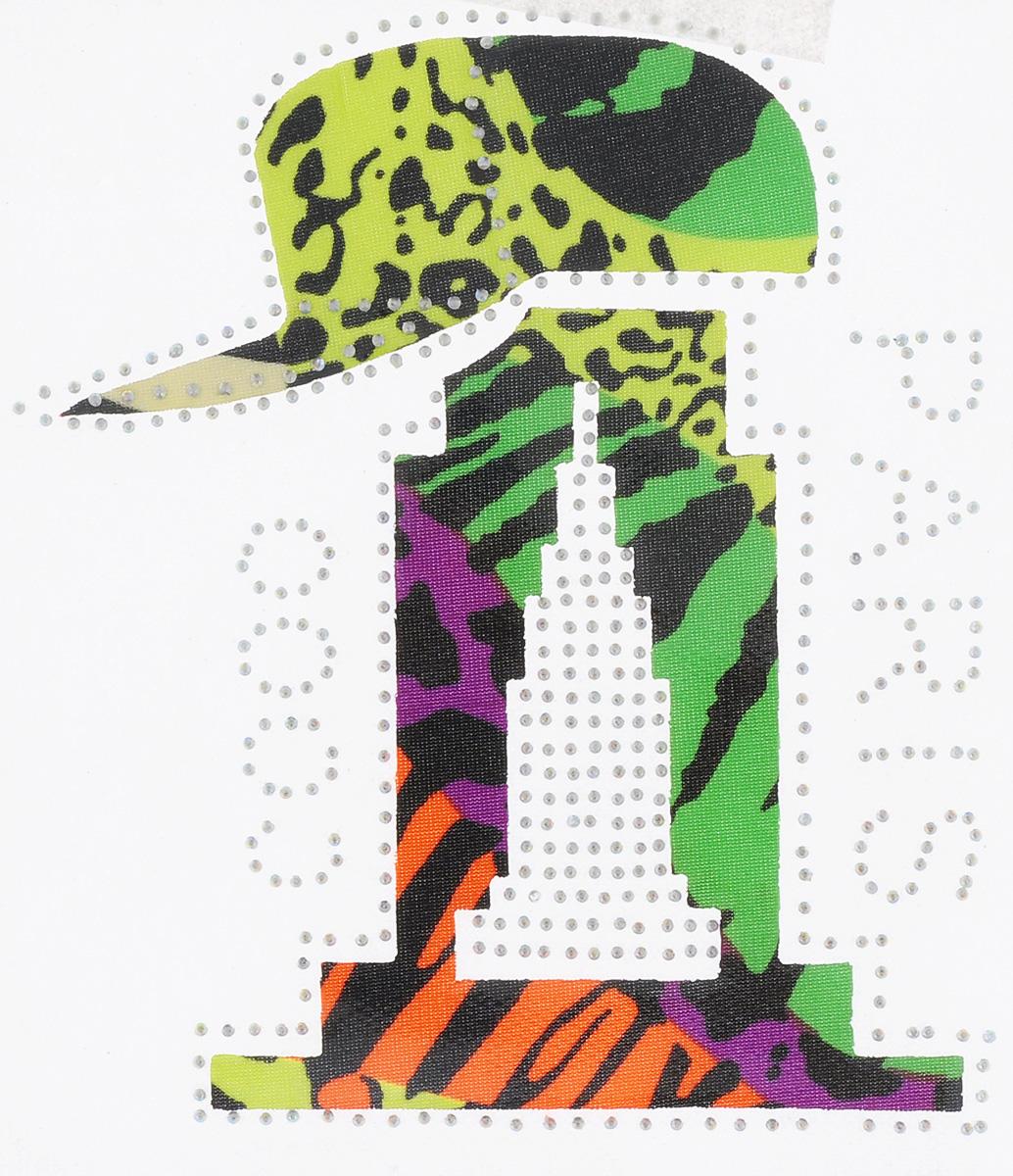 Термоаппликация Hobby&Pro Paris, цвет: зеленый, оранжевый, желтый, 16 х 14 см7713571_5 разноцветныйКлеевая термоаппликация Hobby&Pro Paris изготовлена из текстиля. Изделие оформлено сверкающими стразами. Термоаппликация с обратной стороны оснащена клеевым слоем, благодаря которому при помощи утюга вы сможете быстро и легко закрепить изделие на ткани. С такой термоаппликацией любая вещь станет особенной.