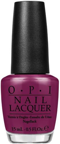 OPI Лак для ногтей Just Beclaus, 15 млHRF01Лак для ногтей OPI быстросохнущий, содержит натуральный шелк и аминокислоты. Увлажняет и ухаживает за ногтями. Форма флакона, колпачка и кисти специально разработаны для удобного использования и запатентованы.