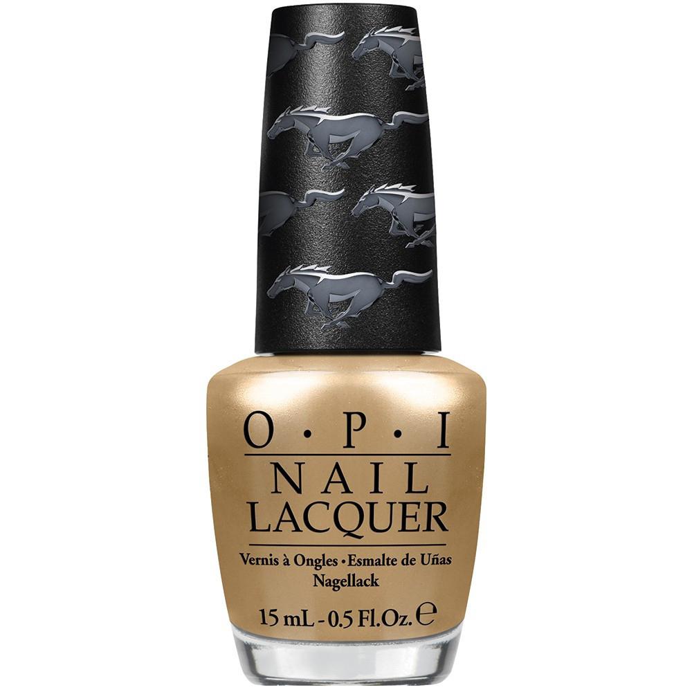 OPI Лак для ногтей 50 Years of Style, 15 млNLF69Лак для ногтей OPI быстросохнущий, содержит натуральный шелк и аминокислоты. Увлажняет и ухаживает за ногтями. Форма флакона, колпачка и кисти специально разработаны для удобного использования и запатентованы.