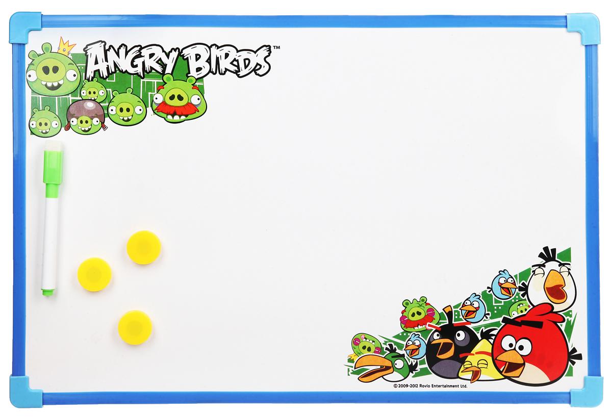 Angry Birds Доска для рисования цвет синий