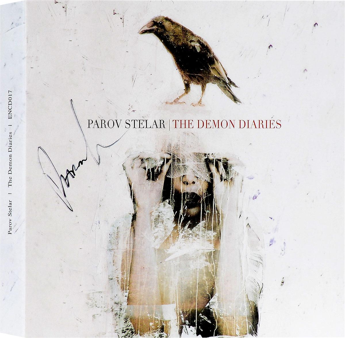 Parov Stelar. The Demon Diaries. С автографом (2 CD) 2015 2 Audio CD