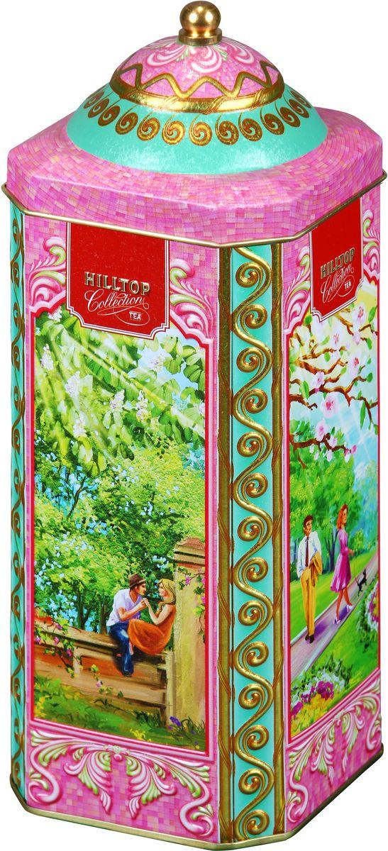 Hilltop Весенняя прогулка черный листовой чай, 125 г4607099303829Hilltop Весенняя прогулка - особо крупнолистовой цейлонский черный чай с насыщенным ароматом и терпким послевкусием.