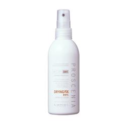 Lebel Proscenia Термальный лосьон Drying Fix 200 мл0410лп«Термальный» лосьон для облегчения расчесывания волос: Облегчает укладку Обеспечивает защиту от термического воздействия Устраняет сухость и ломкость волос Придает шелковистость и блеск Снимает статику Защищает от воздействия УФ-лучей (SPF 15) Идеально подходит для ухода за волосами после любого химического воздействия.