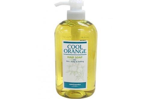 Lebel Cool Orange Шампунь для волос Холодный Апельсин Hair Soap Cool 600 мл1170лпШампунь для волос и кожи головы «Холодный Апельсин» Lebel Ежедневный уход для жирной кожи головы. Бережно и мягко очищает кожу головы и волосы. Удаляет устойчивые загрязнения. Освежает. Стимулирует рост новых волос. SPF 10.