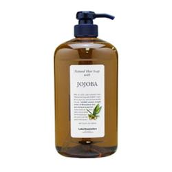 Lebel Natural Hair Шампунь с маслом жожоба Soap Treatment Jojoba, 1000 мл1576лпУвлажняющий шампунь «Жожоба» Lebel Natural Hair Soap Treatment: Эффективно увлажняет и питает волосы. Удерживает влагу внутри волоса. Устраняет сухость и ломкость волос. Подходит для ухода за наращенными волосами. Защищает от УФ (SPF 15).