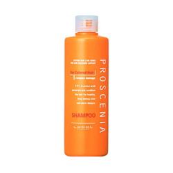 Lebel Proscenia Шампунь для окрашенных волос 300 мл1613лпШампунь для окрашенных волос Lebel Proscenia: Сохраняет цвет Удаляет из структуры волос остатки химических производных и перекиси водорода Нормализует pH баланс, восстанавливает естественную кислотную среду волос Смягчает водопроводную воду, блокирует ионы Железа (Fe+) Уровень защиты – УФ (SPF 10)