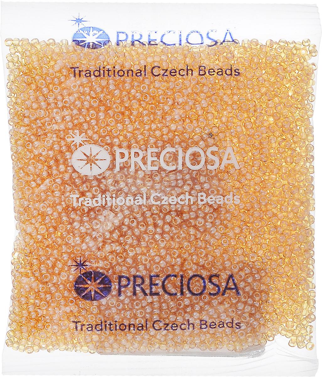 Бисер Preciosa Ассорти, прозрачный, цвет: светло-коричневый (12), 50 г163142_12_светло-коричневыйБисер Preciosa Ассорти, изготовленный из стекла круглой формы, позволит вам своими руками создать оригинальные ожерелья, бусы или браслеты, а также заняться вышиванием. В бисероплетении часто используют бисер разных размеров и цветов. Он идеально подойдет для вышивания на предметах быта и женской одежде. Изготовление украшений - занимательное хобби и реализация творческих способностей рукодельницы, это возможность создания неповторимого индивидуального подарка.