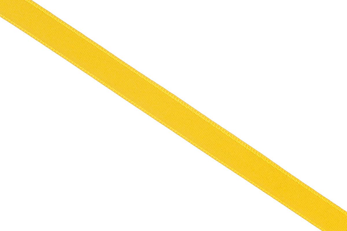 Лента атласная Prym, цвет: пастельно-желтый, ширина 10 мм, длина 25 м697086_20_ желтыйАтласная лента Prym изготовлена из 100% полиэстера. Область применения атласной ленты весьма широка. Изделие предназначено для оформления цветочных букетов, подарочных коробок, пакетов. Кроме того, она с успехом применяется для художественного оформления витрин, праздничного оформления помещений, изготовления искусственных цветов. Ее также можно использовать для творчества в различных техниках, таких как скрапбукинг, оформление аппликаций, для украшения фотоальбомов, подарков, конвертов, фоторамок, открыток и многого другого. Ширина ленты: 10 мм. Длина ленты: 25 м.