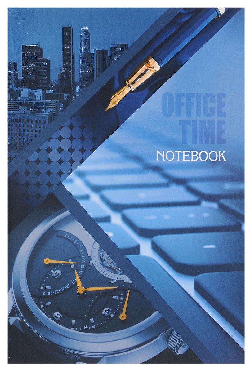 Listoff Записная книжка Деловое планирование 160 листов в клетку КЗ41601721