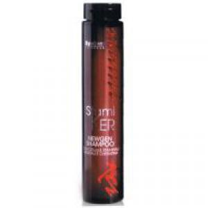 Dikson Stamiker регенерирующий, восстанавливающий шампунь с комплексом anti-age Newgen Shampoo 250 мл1805Шампунь Dikson Stamiker Newgen Shampoo на основе кератина и стволовых клеток оказывает омолаживающее, регенерирующее и восстановительное действие. Для волос всех типов. Идеален для регенерации глубинных слоев волос. Стволовые клетки помогают нормализовать гидро-липидный баланс и от корней восстанавливают волосы, кератин по всей длине реконструирует и реставрирует глубокие слои волос. Химически обработанные волосы возрождаются, оживают, выглядят более здоровыми и сильными. Результат: Волосы укреплены и восстановлены, их поверхность идеально гладкая и шелковистая. Цвет окрашенных волос надолго сохраняется сочным, насыщенным и блестящим!