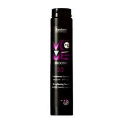 Dikson Move Концентрированная сыворотка для разглаживания волос Me 32 Smoothy 250 мл2132Идеальное средство для обладательниц от природы вьющихся волос, мечтающих о гладких прическах. Запатентованная формула на основе молочной кислоты дает исключительный эффект разглаживания, волосы становятся более плотными и структурированными. Сыворотка обогащена увлажняющими компонентами, обладает влагоустойчивостью. Продукт идеально подходит для укладки с помощью утюга.