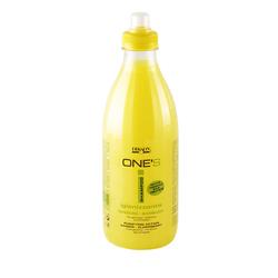 Dikson One's Очищающий шампунь от перхоти. Имбирь-бузина Shampoo Igiеnizzante 1000 мл660Dikson One's Shampoo Igiеnizzante бережно очищает волосы и препятствует повторному образованию перхоти. Шампунь обладает антибактериальным эффектом, снимает зуд и раздражение. Дарит волосам блеск, делает их шелковистыми и объемными. В составе средства содержатся активные вещества. Октопирокс обладает тонизирующим и цитостатическим эффектом. Благодаря применению шампуня, уменьшается скорость появления перхоти.