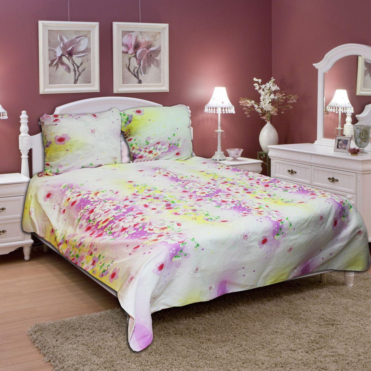 Комплект белья Amore Mio Soft, 1,5-спальный, наволочки 70х7077691Постельное белье из бязи практично и долговечно, а самое главное - это 100% хлопок! Материал великолепно отводит влагу, отлично пропускает воздух, не капризен в уходе, легко стирается и гладится. Новая коллекция Naturel 3-D дизайнов позволит выбрать постельное белье на любой вкус!