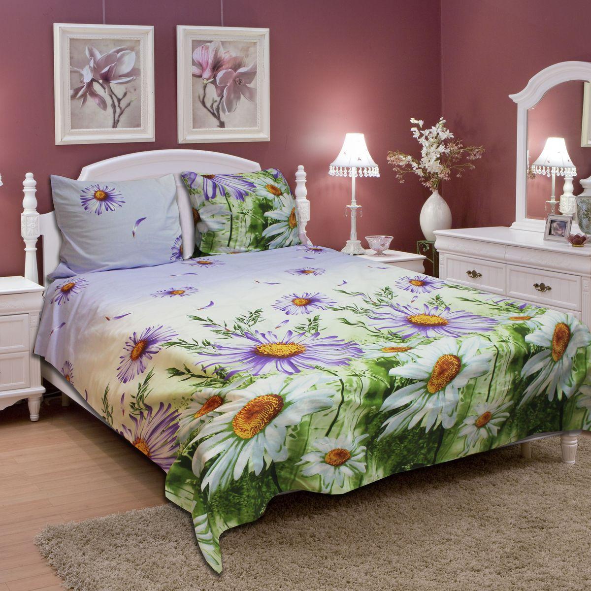 Комплект белья Amore Mio Excellent, 1,5-спальный, наволочки 70х7077700Постельное белье из бязи практично и долговечно, а самое главное - это 100% хлопок! Материал великолепно отводит влагу, отлично пропускает воздух, не капризен в уходе, легко стирается и гладится. Новая коллекция Naturel 3-D дизайнов позволит выбрать постельное белье на любой вкус!