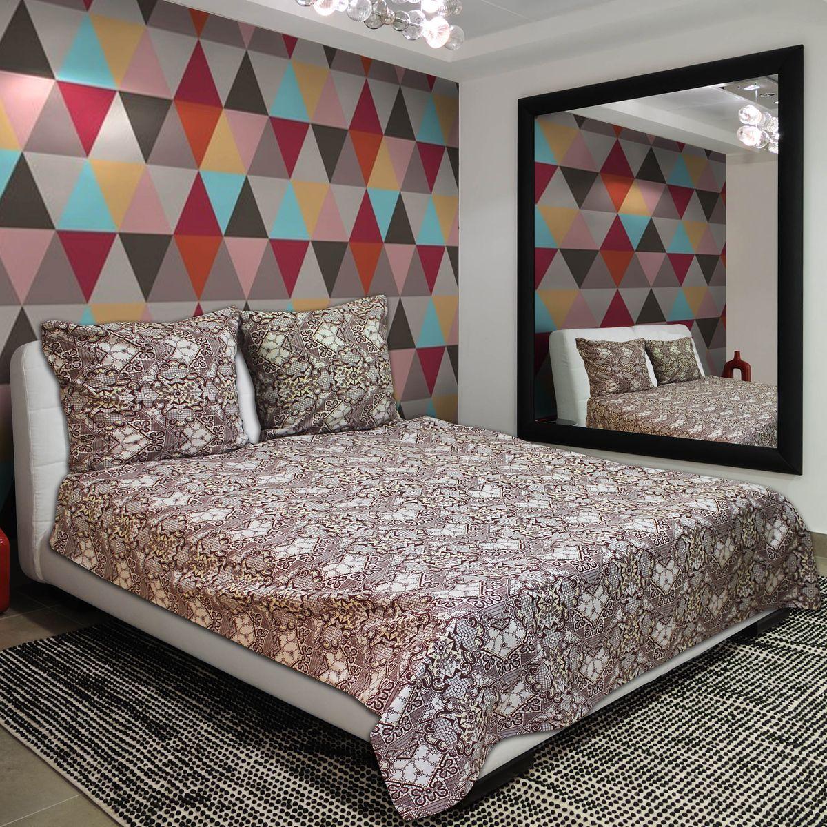 Комплект белья Amore Mio Warm, 1,5-спальный, наволочки 70х7077709Постельное белье из бязи практично и долговечно, а самое главное - это 100% хлопок! Материал великолепно отводит влагу, отлично пропускает воздух, не капризен в уходе, легко стирается и гладится. Новая коллекция Naturel 3-D дизайнов позволит выбрать постельное белье на любой вкус!