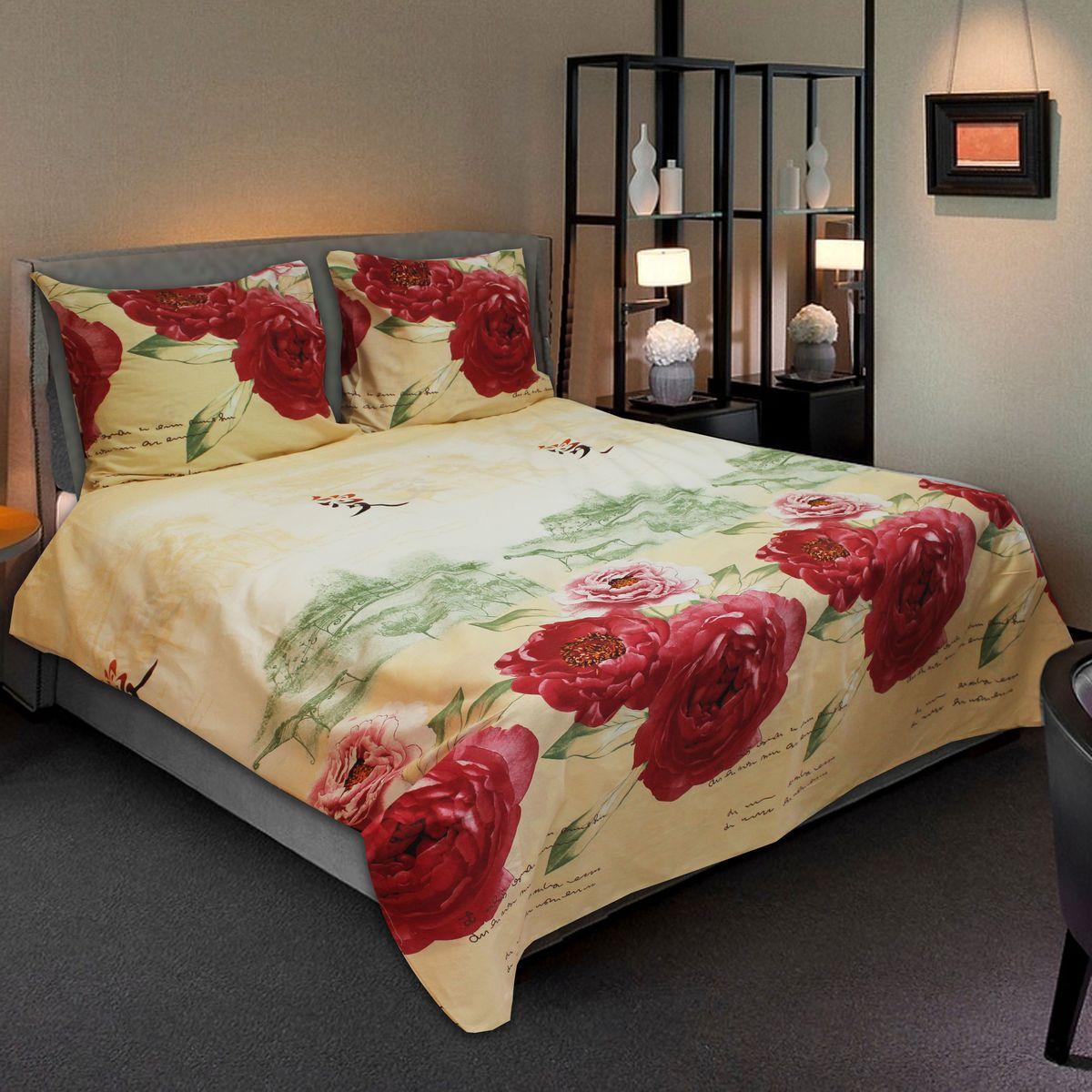 Комплект белья Amore Mio Mademoiselle, 2-спальный, наволочки 70х7077718Постельное белье из бязи практично и долговечно, а самое главное - это 100% хлопок! Материал великолепно отводит влагу, отлично пропускает воздух, не капризен в уходе, легко стирается и гладится. Новая коллекция Naturel 3-D дизайнов позволит выбрать постельное белье на любой вкус!