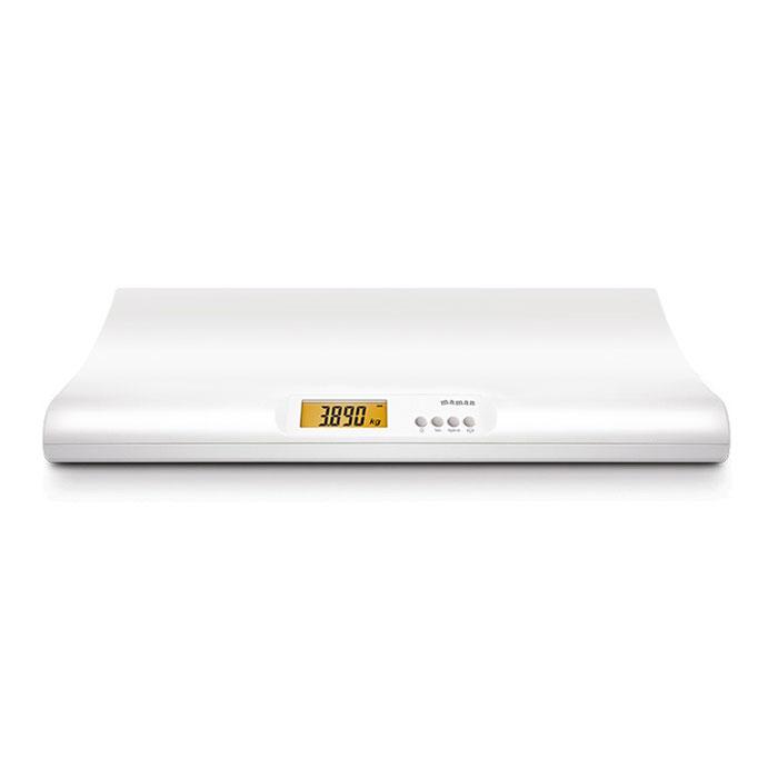 Maman Весы детские электронные SBBC-212SBBC-212Детские весы с подсветкой дисплея, автоматическим вычислением изменения веса между двумя последовательными взвешиваниями и повышенной точностью. Красивая подарочная упаковка с ручкой для переноски. Весы детские электронные Maman SBBC-212 гарантируют удобство и безопасность в эксплуатации, так как отличаются оригинальным плоским дизайном. Весы «Maman» позволяют определить вес без учета пеленки, на высокую точность измерений не влияет положение малыша на чашке весов и его движения. Не требуют предварительной сборки.