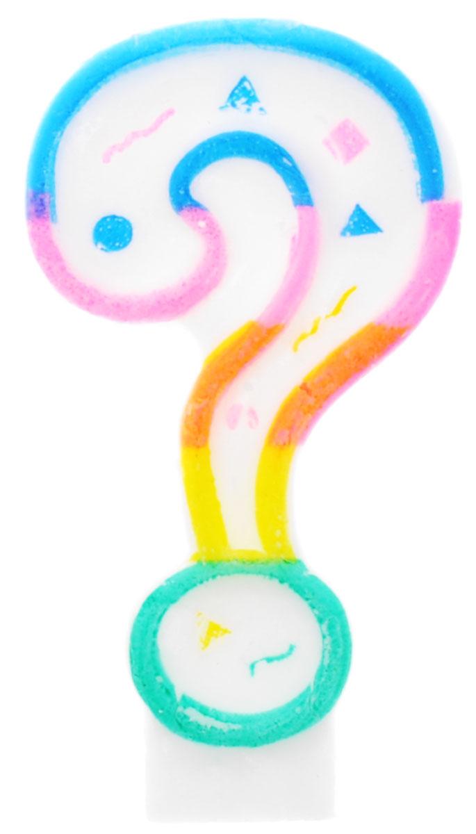 Action! Свеча для торта Знак вопросаAPI0316-10Декоративная свеча для торта Action! в виде знака вопроса - это отличное решение для праздничного стола, оформления десерта ко Дню рождения или юбилею.