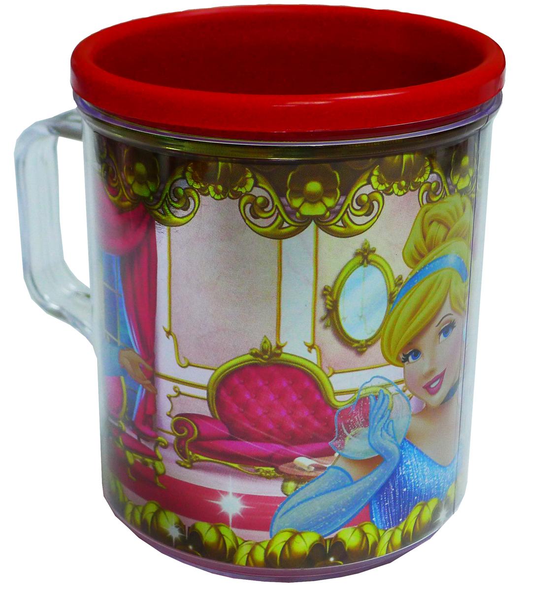 Disney Термокружка детская ЗолушкаС25-ЗОЛПроизведено по лицензии Walt Disney.